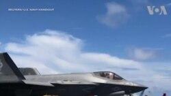 Mỹ thử nghiệm chiến đấu cơ F-35 phiên bản mới