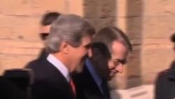 美国考虑扩大对叙利亚反政府武装的援助