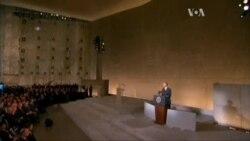 Обама відкрив меморіал жертвам 11-го вересня