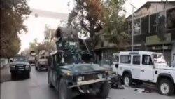 阿富汗部隊部份收復昆都士