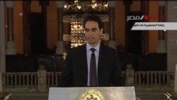 埃及臨時總統撤回任臨時總理的任命