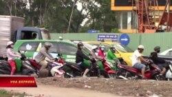 'Lô cốt' bủa vây đường phố Sài Gòn