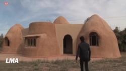 Un ingénieur marocain construit des logements écologiques