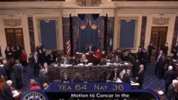 美國參議院通過預算案