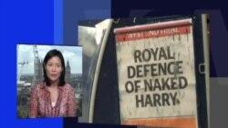 VOA连线:哈里王子裸照风波及对英国王室的影响