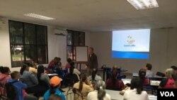 La Fundación Amblema (Ambiente, Lectura, Matemática) es una herramienta pedagógica que busca alcanzar calidad educativa en Venezuela.