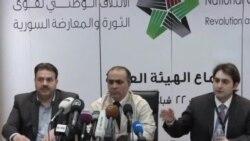 敘利亞反對派將在其控制區組建政府