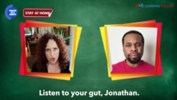 English in a Minute: Gut Feeling