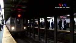 New York Metrosu Yılda 3 Milyar Yolcu Taşıyor