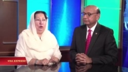 Ông Trump tiếp tục khẩu chiến với gia đình Khan trên TV, Twitter