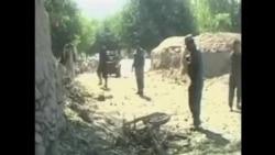 阿富汗自殺爆炸 三死一傷