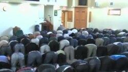 В Исламском обществе Бостона молились за жертв теракта