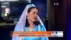Кримські татари бачать своє майбутнє з Україною, а не з Росією. Відео