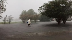 Indocumentados, expuestos al huracán y a las autoridades