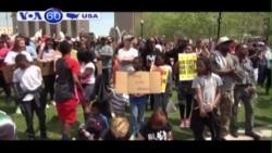 Tiếp tục biểu tình ôn hoà sau khi dỡ bỏ lệnh giới nghiêm (VOA60)