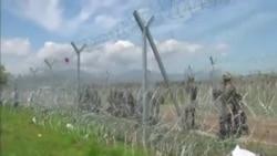 Migrants - Macedonia