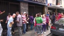 Caída de la economía venezolana