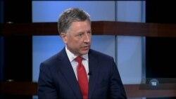 Ексклюзивне інтерв'ю з Куртом Волкером – про конфлікт на cході України, шляхи його вирішення та американську позицію. Відео