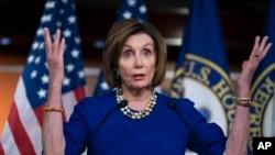 Ketua DPR AS Nancy Pelosi