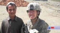 سربازان امریکایی و بازاریابی زعفران افغانستان