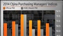 中國10月PMI創5個月新低