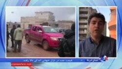 ترکیه مواضع کردهای سوریه در شمال حلب را بار دیگر به توپ بست