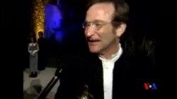 2014-08-12 美國之音視頻新聞: 美國演員羅賓威廉斯去世