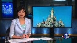 VOA连线:中国迪斯尼即将开幕 华丽园区暗藏劳工黑暗世界