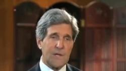 美國務卿克里憂北韓將不穩定