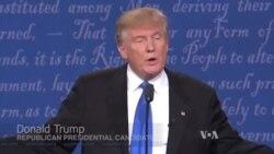 Klinton va Trampning tashqi siyosati