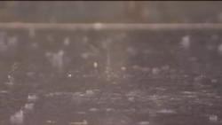 """""""桑迪""""飓风侵袭美国东部沿海地区"""