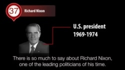 America's Presidents - Richard Nixon
