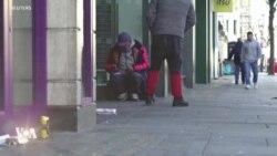 Pour les sans-abri de Londres, le coronavirus est une crise pluridimensionnelle