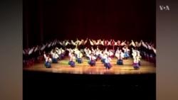 Пуерторіканець закохався в українські народні танці та вчить танцювати дітей в Нью-Йорку та Нью-Джерсі. Відео