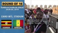 AFCON 2019 MISRI : Uganda kuchuana na Senegal raundi ya 16