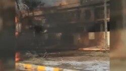 حملات انفجاری در اقليم کردستان عراق