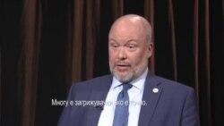 """Многу е загрижувачки ако е точно, изјави директорот за Европа во ИРИ Пол Мекарти, коментирајќи го случајот """"Рекет"""""""