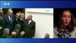 Реакция Турции на резолюцию Конгресса США о признании геноцида армян