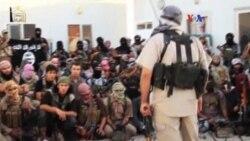 Extremistas islámicos en Irak inquietan al mundo occidental