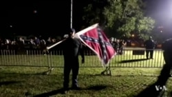 美地方移除支持蓄奴者纪念碑 另类右翼愤起抗议
