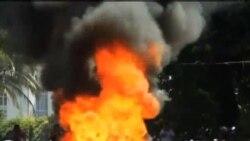 多國穆斯林再示威 有部長懸賞獵殺視頻製作人