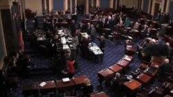 سنا طرح ارجاع توافق اتمی با ایران به کنگره را بررسی می کند