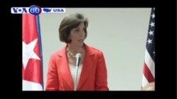 Đàm phán lịch sử giữa Mỹ và Cuba đã khép lại (VOA60)