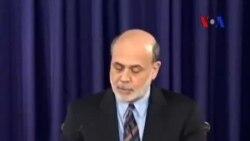 Bernanke Mali Piyasalara Güven Verdi