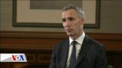 NATO Genel Sekreteri: 'Rusya'yla Diyalog Şart'
