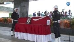Erbil'de Öldürülen Diplomatın Cenazesi Ankara'ya Getirildi