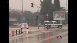 美國駐黑山大使館受到小型炸彈襲擊