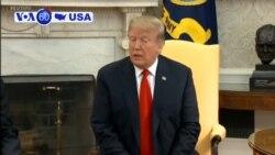 Manchetes Americanas 17 Abril: Donald Trump vetou medida aprovada pelo Congresso sobre ajuda à Arábia Saudita
