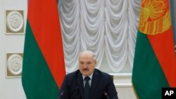 serokê hikûmeta Belarûs Alexander Lukashenko