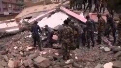 آمار کشته های زلزله نپال رو به افزایش است